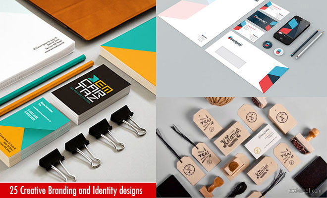 25 Creative and Awesome Branding and Identity Design examples - 2