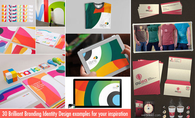 30 Brilliant Branding Identity Design examples for your inspiration - 2