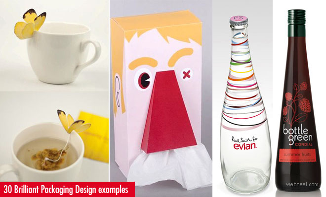 100 Creative and Brilliant Packaging Design ideas from around the world - part 2