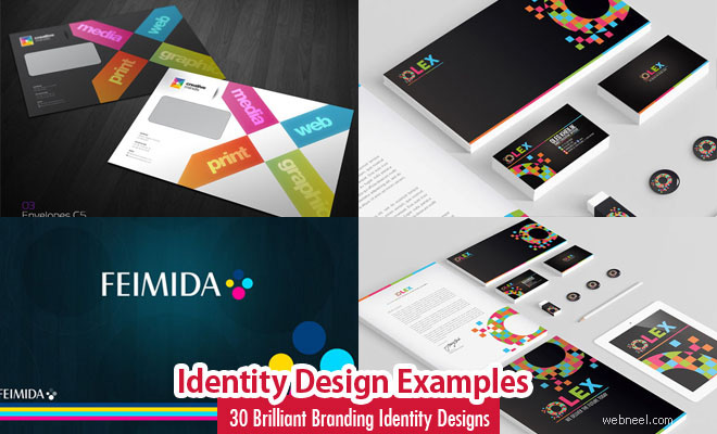 30 Brilliant Branding Identity Design examples for your inspiration