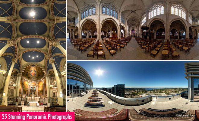 25 Best Panoramic Photography examples from around the world