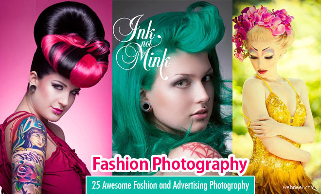 25 Awesome Fashion and Advertising Photography examples by Hartmut Norenberg