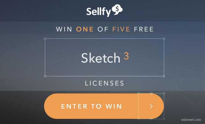 Get Five Copies of Sketch 3 For Free [Giveaway]