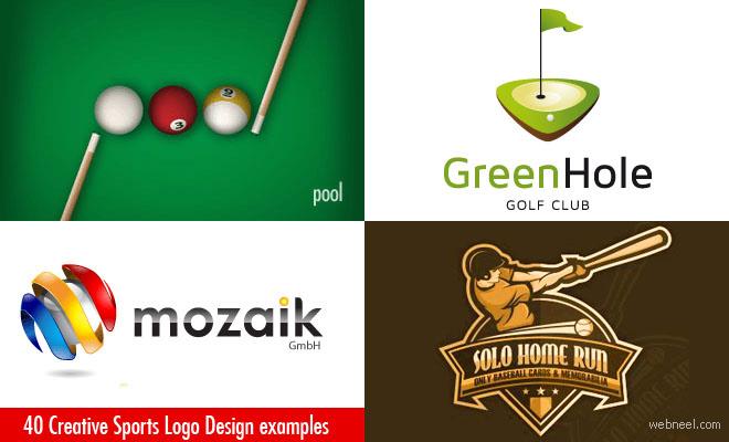 40 Creative Sports Logo Design Ideas For Your Inspiration