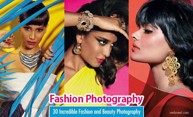 30 Incredible Fashion and Beauty Photography examples by Vishesh Verma