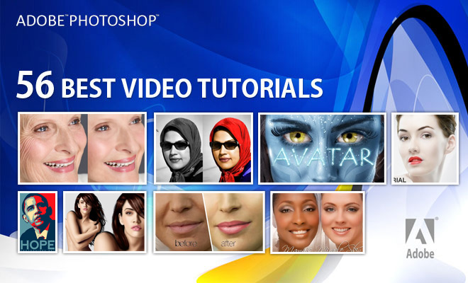 15 Best Photoshop Video tutorials - Its time to learn hidden gems