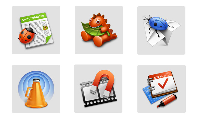 Creative Icon Designing - Collection, Tips and Tricks