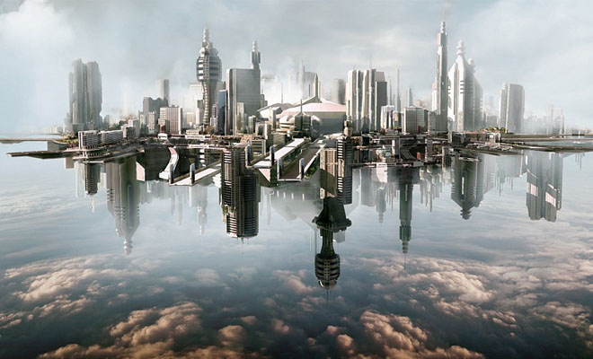 20 Creative and Realistic Matte Paintings for your inspiration1
