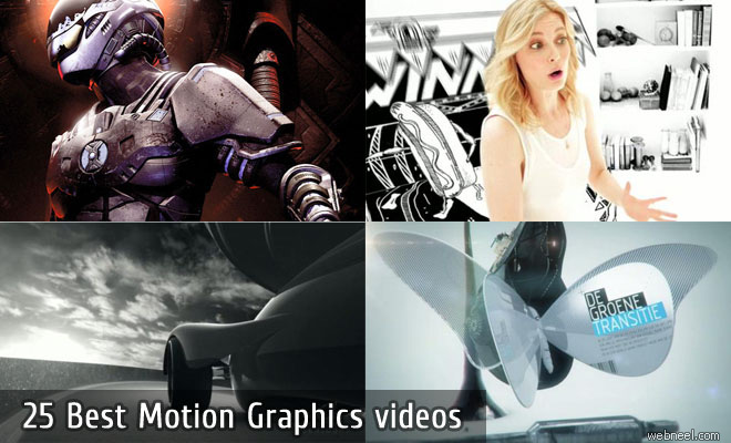 20 Best Motion Graphics Videos and 3D Animations for your inspiration
