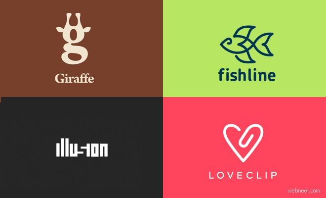 40 Brilliant and Creative Logo Design examples from around the world