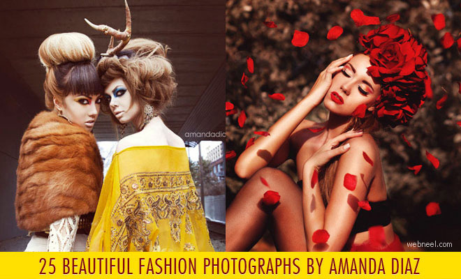 25 Creative and Stunning Fashion Photography examples by Amanda Diaz