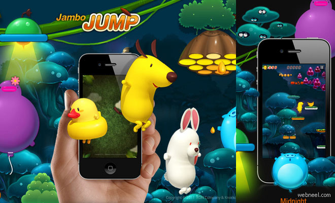 Jambo Island - I love honey - Funny 3D Animation & iphone App