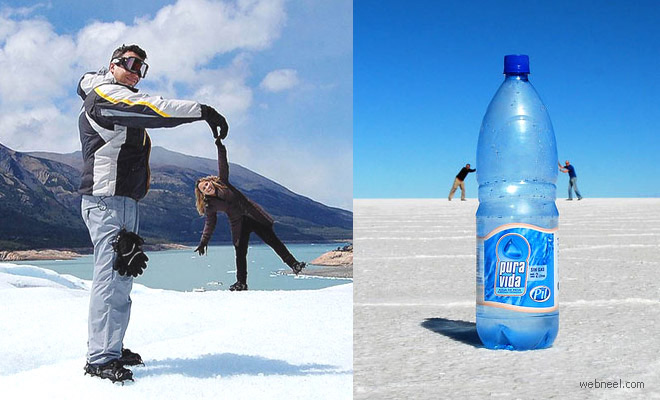 50 Forced Perspective Photographs around the world - Most Inspiring Showcase