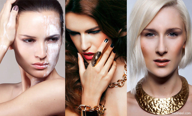25 Gorgeous Beauty photography examples by Viktoria Stutz