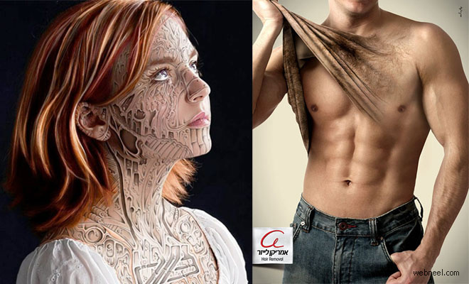 25 Creative and Beautiful Photo Manipulation works done by Photoshop