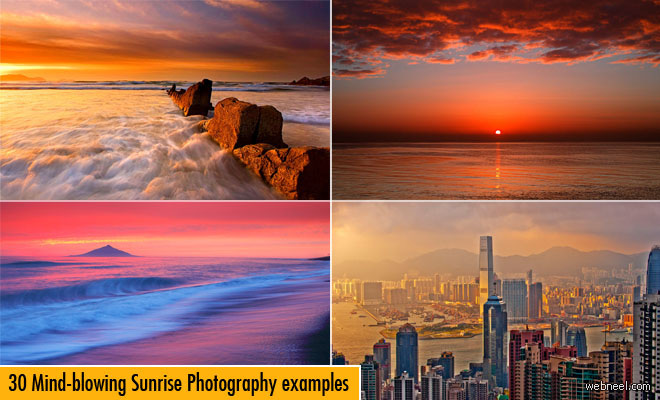 30 Mind-blowing Sunrise Photography examples and Tips for beginners - 2