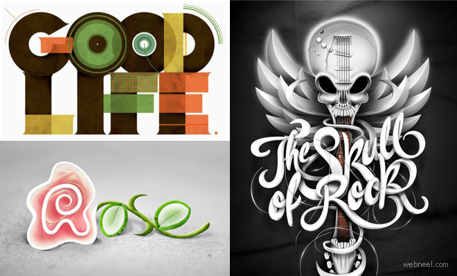 30 Awesome Typography designs and Art works for your inspiration