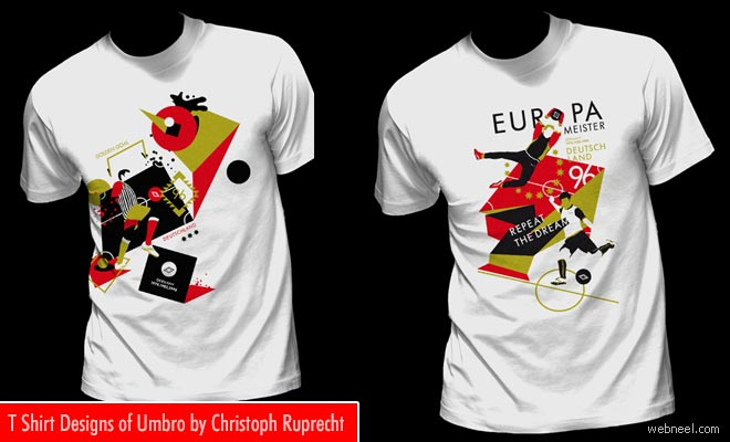 Timeless T-Shirt Design ideas of Umbro by Christoph Ruprecht