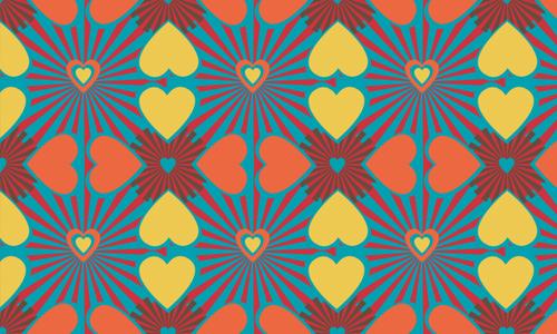 Retro Pattern05