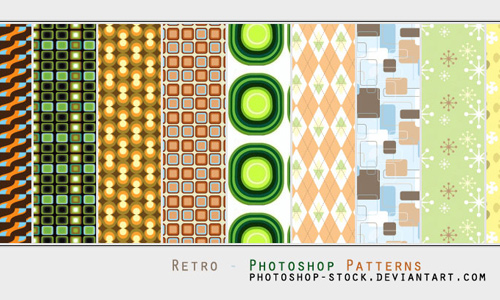 Retro   PS Patterns