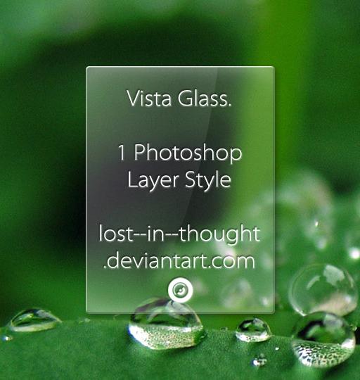 Vista Glass Style