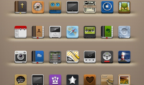 creative iconset   rectangle curved