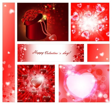 valentine day vector elements 6