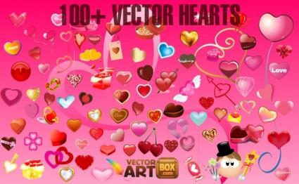 Heart Clip Vector