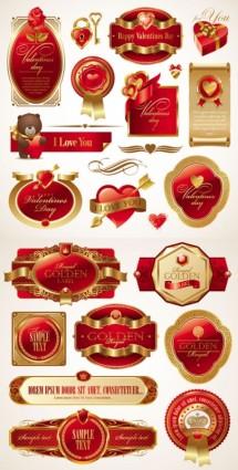 Best Valentine's day Design Vector