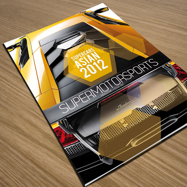 creative best brochure design