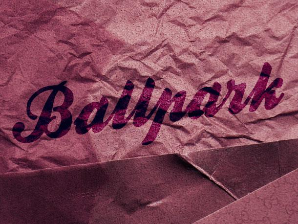 Ballpark (  )