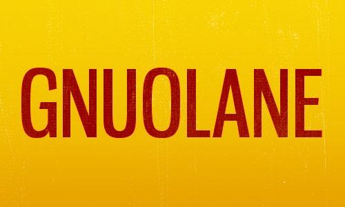Gnuolane (  )