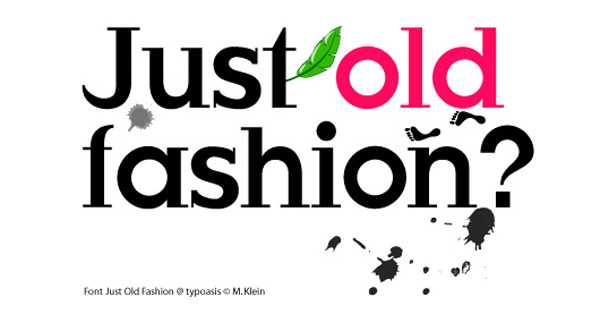 JustOld (  )