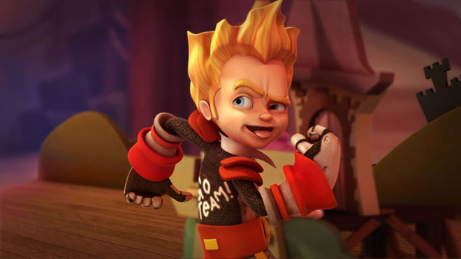 beautiful 3d animation best short films video character design