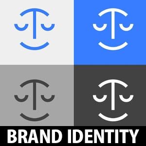 Innovative Brand Identity Designs for Mon-Avocat by France Design Agency Grapheine