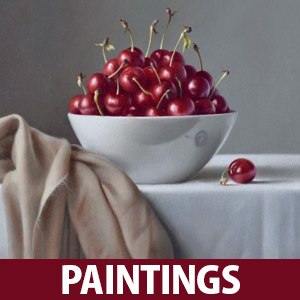 Insanely Hyper-Realistic Acrylic Still Life Paintings by Tim Gustard