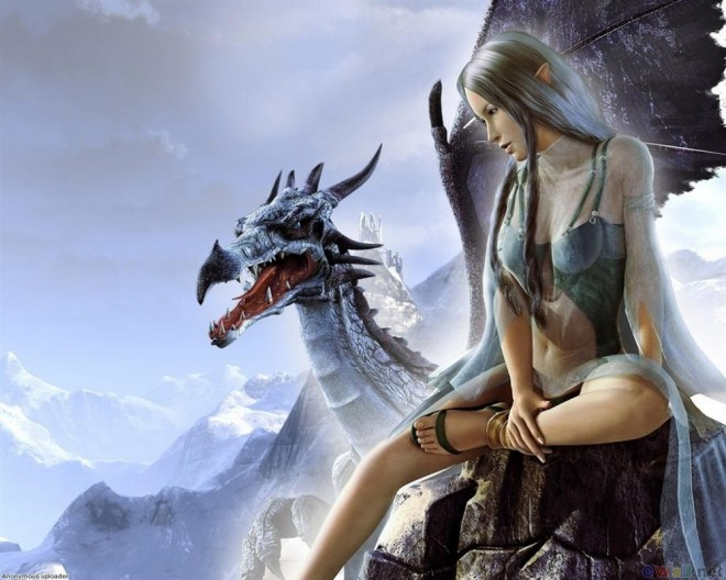 3d character fantasy 9