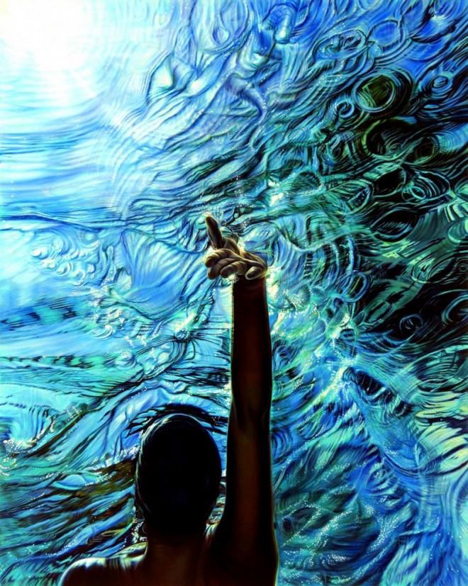 ana teresa fernandez oil painting