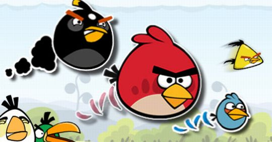 angry birds character