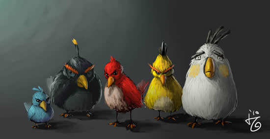 Angry Birds Character (5)