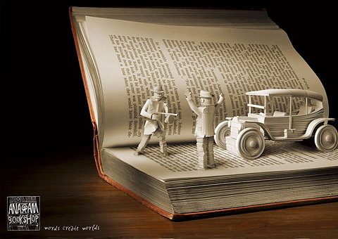 Book Sculpture (5)