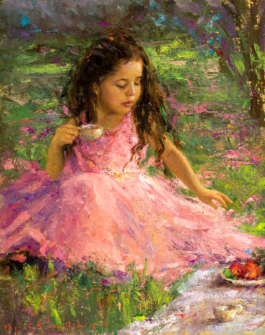 bryce cameron liston oil painting 12