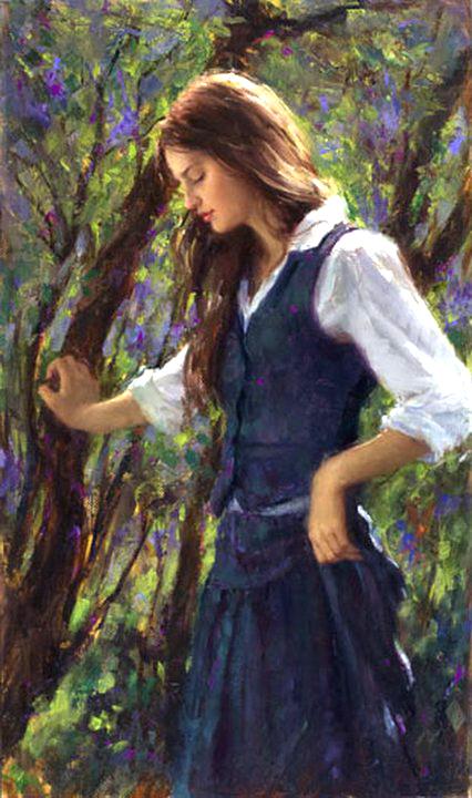 bryce cameron liston oil painting 8