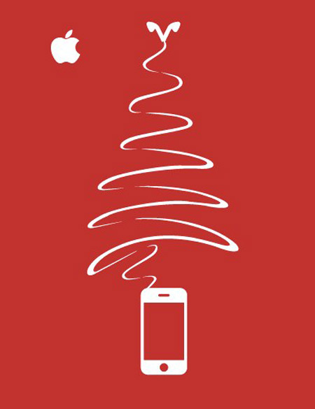 creative christmas ads 1