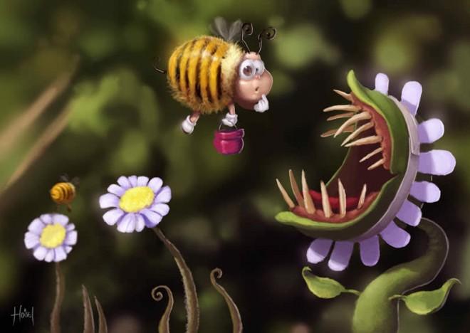 digital illustration from tiago hoisel 16