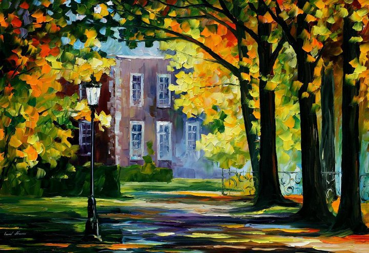 colorful painting best beautiful leonid afremov vivid colored oil acrylic water color (2)