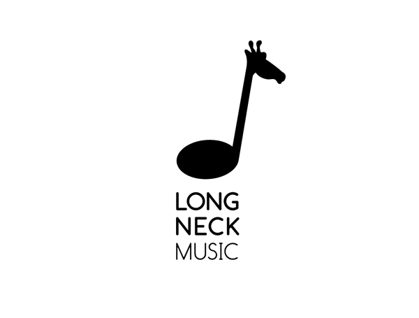 long neck music logo