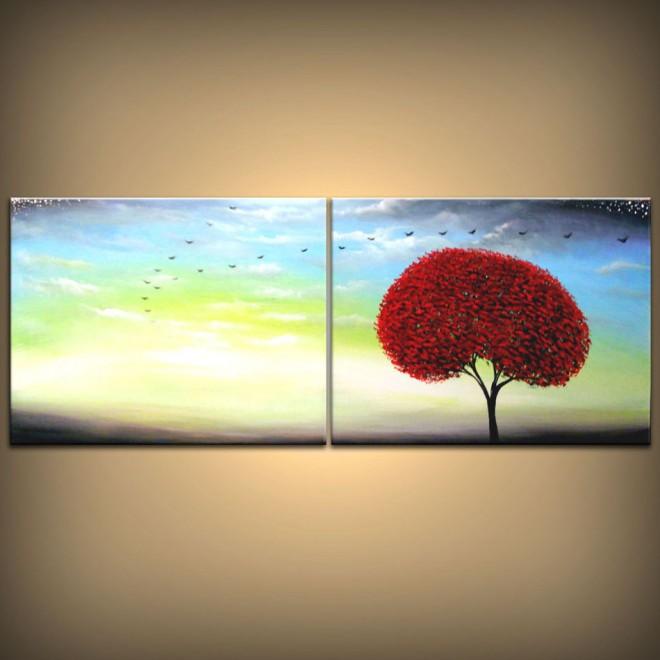 painting by artist matthew hamblen