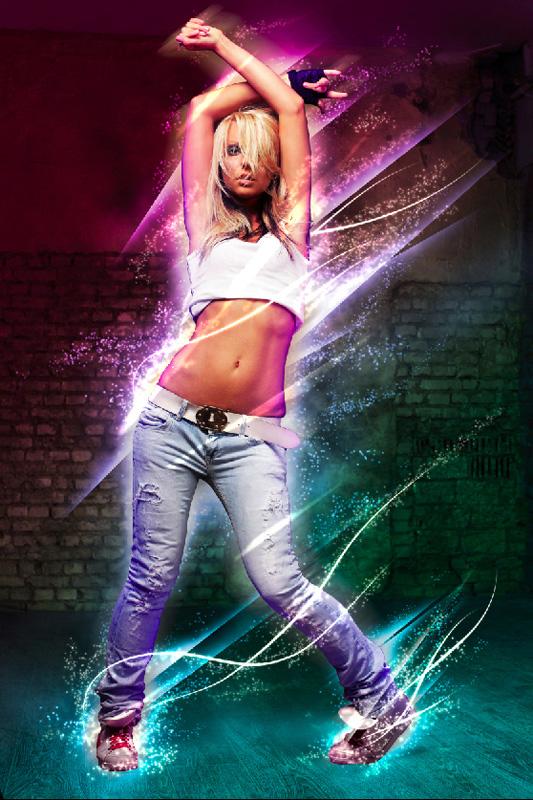 Photoshop Sparkling Effect (2)