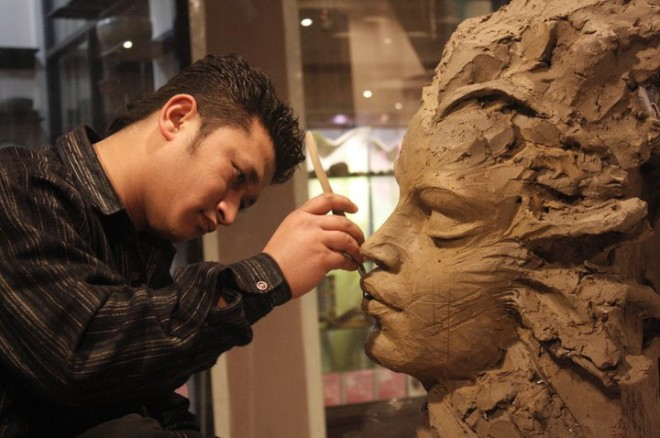 realistic sculptures by fusion studio 4